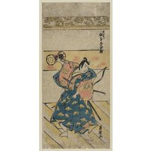 鳥居清経: Actor Matsumoto Kôshirô - ボストン美術館