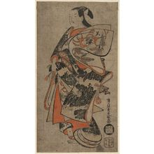 Kaigetsudô Dohan: Standing Courtesan - Museum of Fine Arts