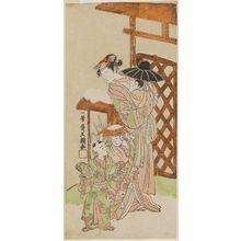 Ippitsusai Buncho: Actor Yamashita Kinsaku II - Museum of Fine Arts