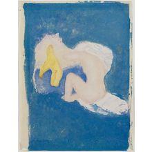 Onchi Koshiro: Bathers - Museum of Fine Arts