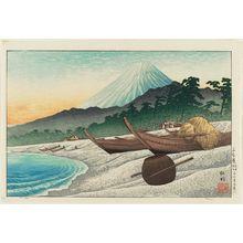 Takahashi Hiroaki: Sembon hama (Thousand Pine Beach) - Museum of Fine Arts