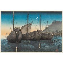 高橋弘明: Inatori in Izu (Izu Inatori) - ボストン美術館