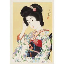 Kawase Hasui: Departing Spring (Yuku haru) - Museum of Fine Arts