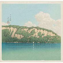 Kawase Hasui: Lake Towada (Towada-ko) - Museum of Fine Arts