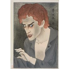 Yamamura Kôka: Kanya as Jean Valjean in Les Miserables - Museum of Fine Arts
