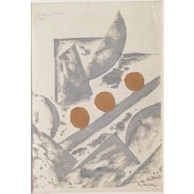 Onchi Koshiro: Borodin-Scherzo - Museum of Fine Arts