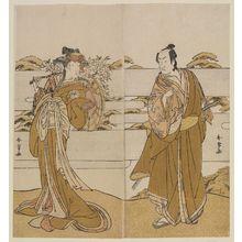 Katsukawa Shunjô: Actors - ボストン美術館
