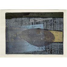 萩原秀雄: Stone and Sand (Ishi to suna) - ボストン美術館
