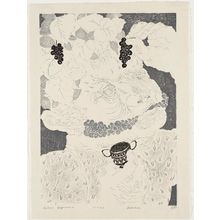 Hagiwara Hideo: Bakchos [=Bacchus] (Bakkasu) - Museum of Fine Arts