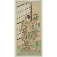 Ippitsusai Buncho: Actor Segawa Kikunojo - Museum of Fine Arts