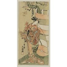 Ippitsusai Buncho: Actor Segawa Kikunojo II - Museum of Fine Arts