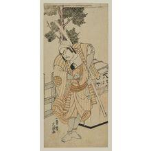 Ippitsusai Buncho: Actor Ôtani Hiroji - Museum of Fine Arts