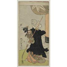 Katsukawa Shunsho: Actor - Museum of Fine Arts