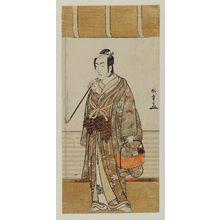 勝川春章: Actor Matsumoto Koshiro V - ボストン美術館