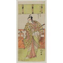 Katsukawa Shunsho: Actor Matsumoto Kôshirô - Museum of Fine Arts