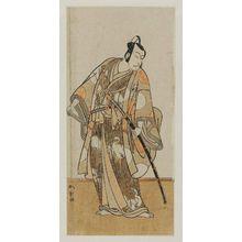 Katsukawa Shunsho: Actor Ichikawa Danjuro V - Museum of Fine Arts
