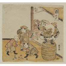 Morino Sôgyoku: The Eleventh Month (Shimozuki), from an untitled series of Twelve Months - Museum of Fine Arts