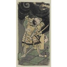 Ippitsusai Buncho: Actor - Museum of Fine Arts