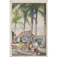 Yoshida Hiroshi: Singapore (Shingapooru) - Museum of Fine Arts