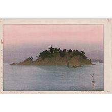 Yoshida Hiroshi: Tomo no ura, Seto Naikai shû - Museum of Fine Arts