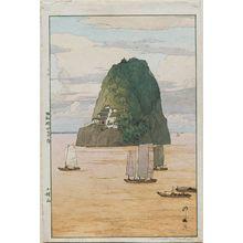 吉田博: Shôkozan (Hsiao Ku Shan) - ボストン美術館