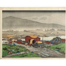 Hashiguchi Goyo: Yabukei - Museum of Fine Arts