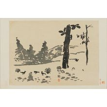 Hashiguchi Goyo: Landscape - Museum of Fine Arts
