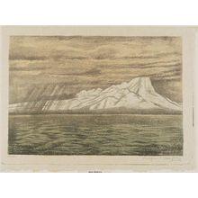 織田一磨: Snowy Mountains - ボストン美術館