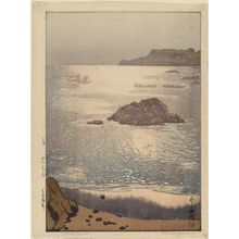Yoshida Hiroshi: Ôhara Beach (Ôhara kaigan) - Museum of Fine Arts