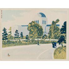Koizumi Kishio: Jingu Gaien, Kaigakan - Museum of Fine Arts