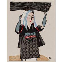 Maekawa Senpan: Ohara-me - Museum of Fine Arts