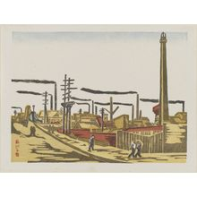 Maekawa Senpan: Factories - Museum of Fine Arts