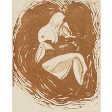 Onchi Koshiro: Mother and Child - Museum of Fine Arts