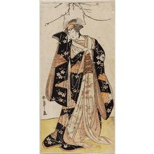 Katsukawa Shunsho: Actor Iwai Hanshiro V - Museum of Fine Arts