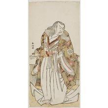 Katsukawa Shunko: Actor Nakajima Mihoemon II - Museum of Fine Arts