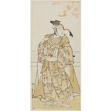 Katsukawa Shunko: Actor Bandô Mitsugorô - Museum of Fine Arts
