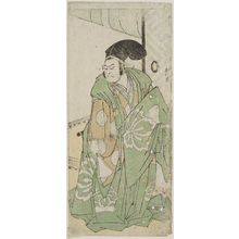 Katsukawa Shunko: Actor Nakayama Kojuro - Museum of Fine Arts