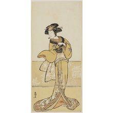 Katsukawa Shunko: Actor Nakamura Tomisaburo - Museum of Fine Arts