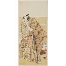 Katsukawa Shunjô: Actor Bandô Mitsugorô - ボストン美術館