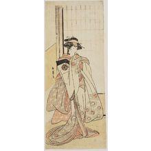 Katsukawa Shunjô: Actor - ボストン美術館
