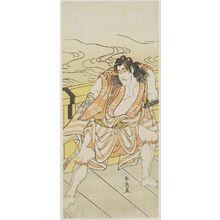 Katsukawa Shun'ei: Actor Matsumoto Koshiro IV - Museum of Fine Arts