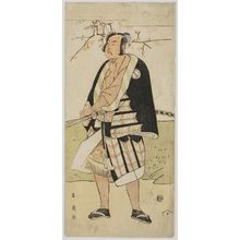 Katsukawa Shun'ei: Actor Sakata Hangorô III - Museum of Fine Arts