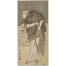 Katsukawa Shun'ei: Actor Ôtani Oniji III - Museum of Fine Arts