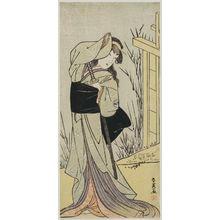 Katsukawa Shun'ei: Actor Segawa Kikunojo III - Museum of Fine Arts