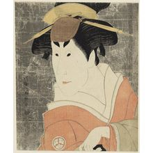 Toshusai Sharaku: Actor Osagawa Tsuneyo II - Museum of Fine Arts