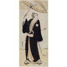 勝川春鶴: Actor - ボストン美術館