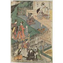 Utagawa Toyokuni I: Chûshingura: Acts 6, 8, and 9 - Museum of Fine Arts