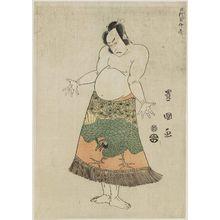 Utagawa Toyokuni I: Actor Nakamura Nakazô II - Museum of Fine Arts