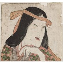Utagawa Toyokuni I: Actor - Museum of Fine Arts