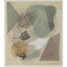Onchi Koshiro: Impromptu No. 1 - Museum of Fine Arts